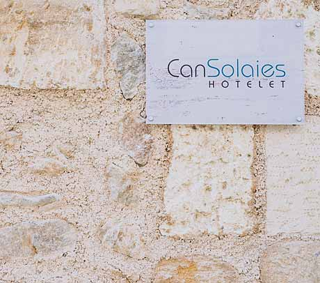 Can Solaies Hotel